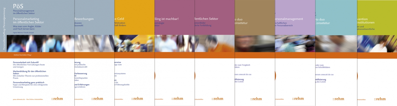 Die PÖS-Reihe Personalmanagement im öffentlichen Sektor
